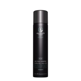 PM AWG ANTI-FRIZZ HAIRSPRAY 9.1OZ