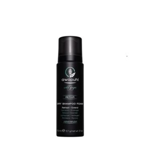 DISC//PM AWG DRY SHAMPOO FOAM 70ML