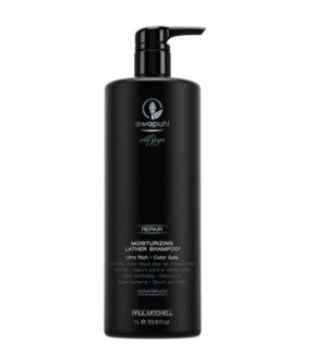 PM AWAPUHI GINGER MOISTURIZING LATHER SHAMPOO LITRE