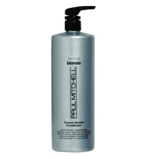 PM FOREVER BLONDE CONDITIONER 710ML/24OZ