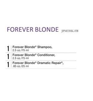 DISC//PM I AM BRILLIANT FOREVER BLONDE TAKE HOME KIT//2017