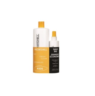 PM BABY DON'T CRY SHAMPOO LITRE &  SPRAY 8.5OZ DUO//JF'19