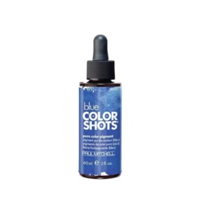 PM COLOR SHOTS BLUE 2OZ
