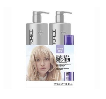 PM FOREVER BLONDE SH/CO/TONING SPRAY TRIO//JF'19