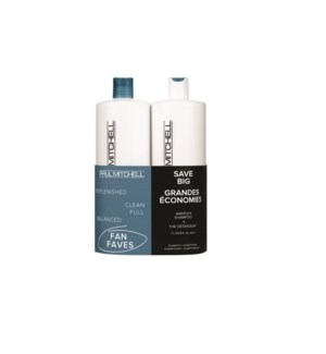 PM AWAPUHI SHAMPOO & THE DETANGLER LITRE DUO JA'20