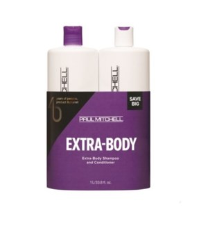 PM EXTRA BODY LITRE DUO  (SH&CO) JF'20