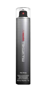 PM FIRM STYLE STAY STRONG HAIRSPRAY 9OZ