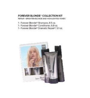 PM FOREVER BLONDE COLLECTION KIT//MJ'19