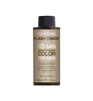 PM FLASH BACK LIGHT COOL NATURAL 2OZ// DEMI FOR MEN