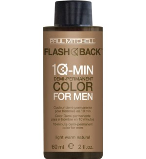 PM FLASH BACK LIGHT WARM NATURAL 2OZ // DEMI FOR MEN
