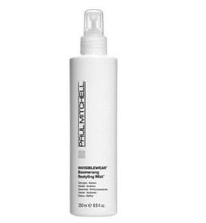 PM INVISIBLEWEAR BOOMERANG RESTYLING MIST - 250ML
