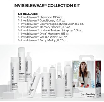 PM INVISIBLEWEAR COLLECTION KIT//2019