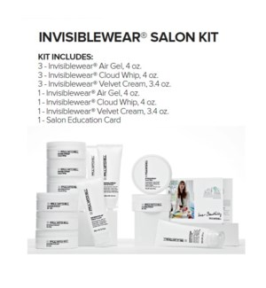PM INVISIBLEWEAR SALON KIT//2019