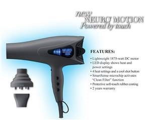 TBD//PM NEURO MOTION DRYER 1875W (POWERED BY TOUCH)