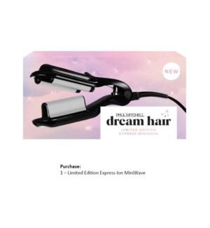 PM DREAM HAIR MINI WAVE MJ21