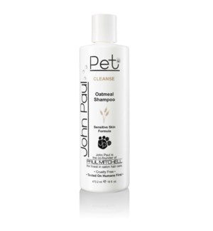 PM PET OATMEAL SHAMPOO 16OZ