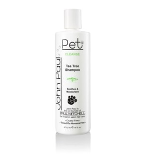 PM PET TEA TREE SHAMPOO 16OZ