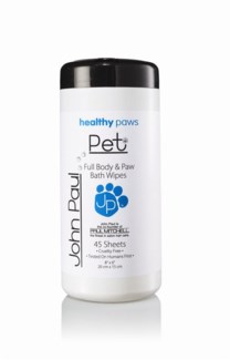 PM PET DOG & CAT FULL BODY AND PAW WIPES