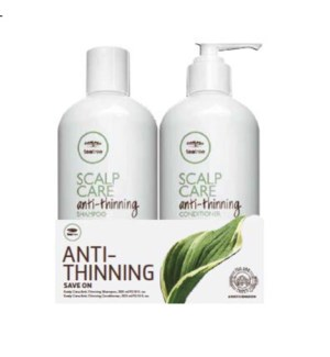 PM TEA TREE SCALP CARE DUO  MA'20