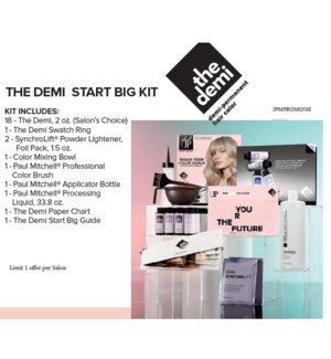 PM TD CHOOSE 18 RECEIVE START BIG KIT(PMTDSUE20) JF'20