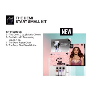 PM TD CHOOSE 3 RECEIVE START SMALL KIT(PMTDQSE20) JF'20
