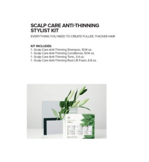PM TT SCALP CARE ANTI-THINNING STYLIST KIT JA'19