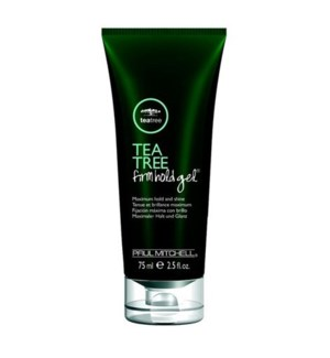 PM TEA TREE FIRM HOLD GEL 75 ML