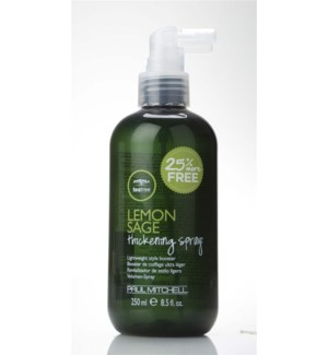 PM TT LEMON SAGE THICKENING SPRAY 200ML