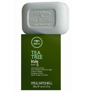 PM TEA TREE BODY BAR 5.3OZ