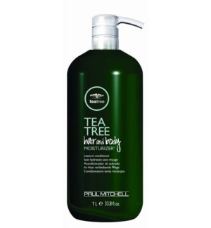 PM TEA TREE HAIR & BODY MOISTURIZER 1L
