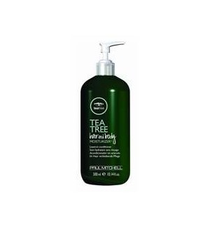 PM TEA TREE HAIR & BODY MOISTURIZER 10.14OZ