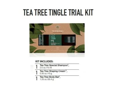 PM TEA TREE TINGLE TRIAL KIT (TTTK18)//2018