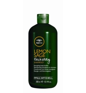 PM TT LEMON SAGE THICKENING SHAMPOO 300ML