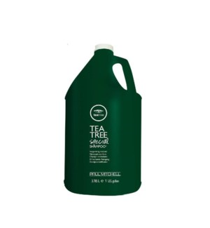 PM TEA TREE SPECIAL SHAMPOO 1GAL