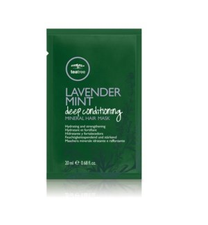 PM TT LAVENDER MINT MINERAL MASK 6/PACK