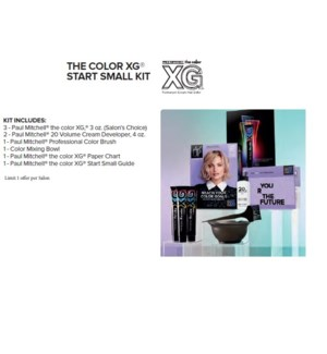 PM TC XG CHOOSE 3 RECEIVE START SMALL KIT(PMXGQSE20) JF'20
