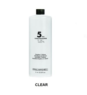 PM CLEAR LIQUID DEVELOPER 5 VOL - LITRE