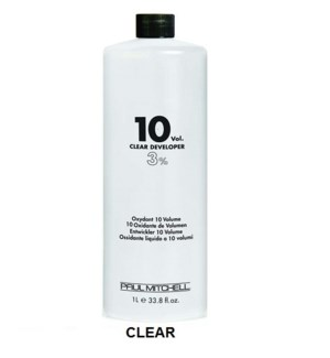 PM CLEAR LIQUID DEVELOPER 10 VOL - LITRE