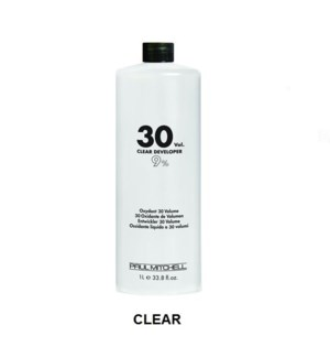 PM CLEAR LIQUID DEVELOPER 30 VOL - LITRE