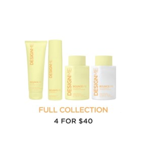 DM BOUNCE ME FULL COLLECTION 4 for $40 SO21