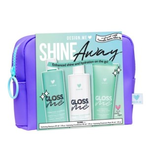 DM SHINE AWAY TRAVEL SIZE KIT HD20
