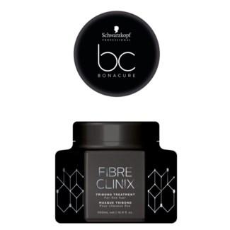 SC BC FIBRE CLINIX MASK (FINE HAIR) 500ML