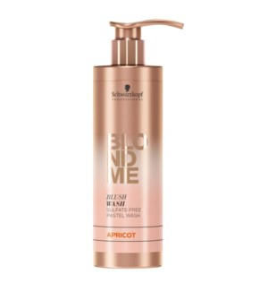 SC BLONDME  BLUSH WASH - APRICOT 250ML