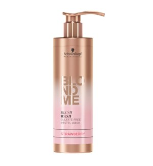SC BLONDME  BLUSH WASH - STRAWBERRY 250ML