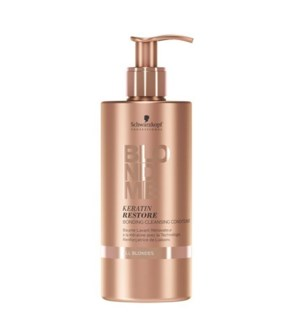 DISC//SC BM KERATIN RESTORE CLEANSING COND ALL BLONDES 500ML