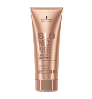 SC BM KERATIN RESTORE CONDITIONER ALL BLONDES 200ML
