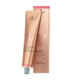 SC BLONDME TONING CREAM - CARAMEL 60ML