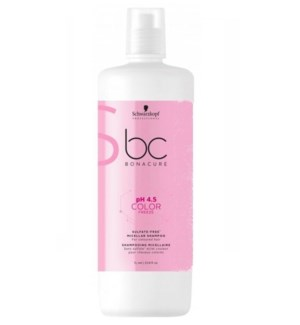 SC BC PH 4.5 COLOR FREEZE MICELLAR SILVER SHAMPOO 1L