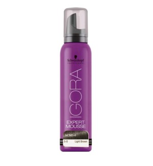 SC EXPERT MOUSSE 5-0 LIGHT BROWN