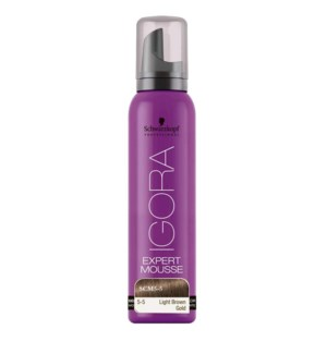 SC EXPERT MOUSSE 5-5 LIGHT BROWN GOLD